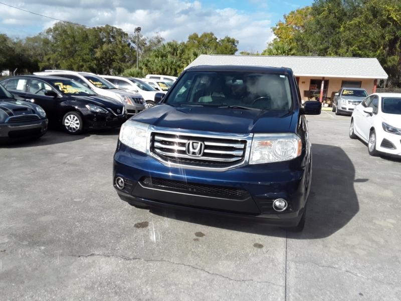 Honda Pilot 2014 price $10,999