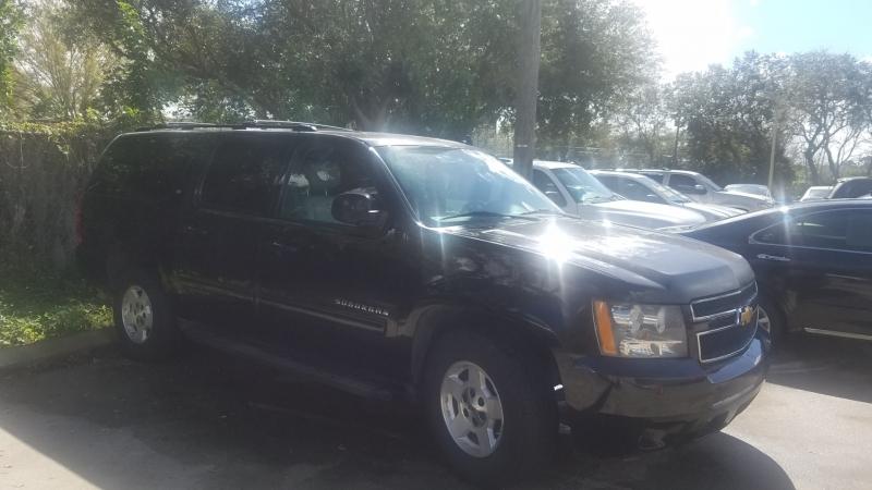 Chevrolet Suburban 2013 price $5,999
