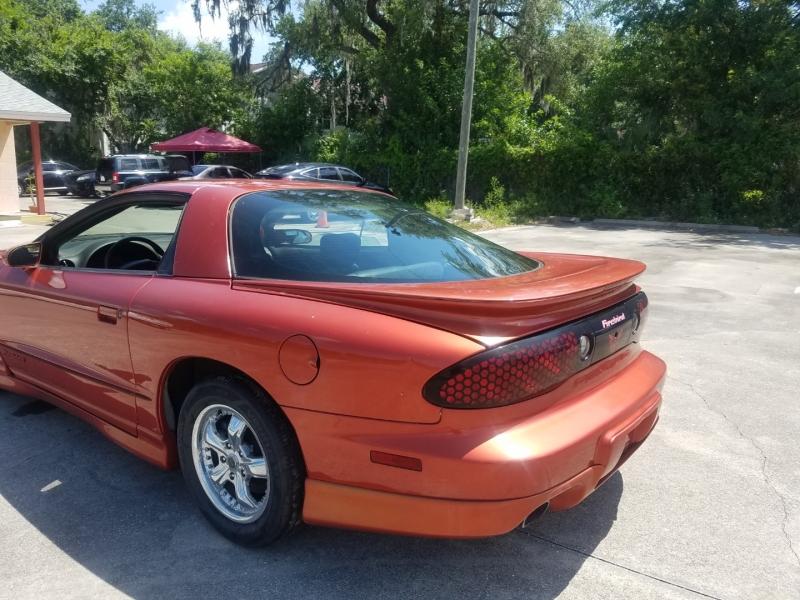 Pontiac Firebird 2002 price $3,999