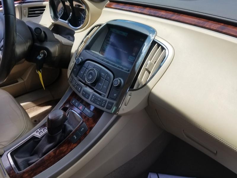 Buick LaCrosse 2013 price $10,999