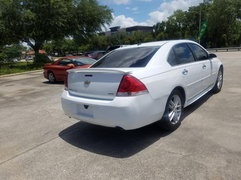 Chevrolet Impala Limited 2016 price $7,999