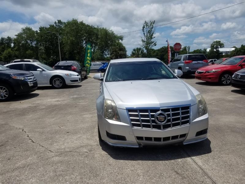 Cadillac CTS Sedan 2012 price $8,999