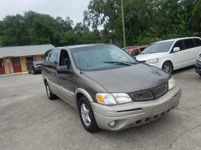 Pontiac Montana 2002 price $1,299