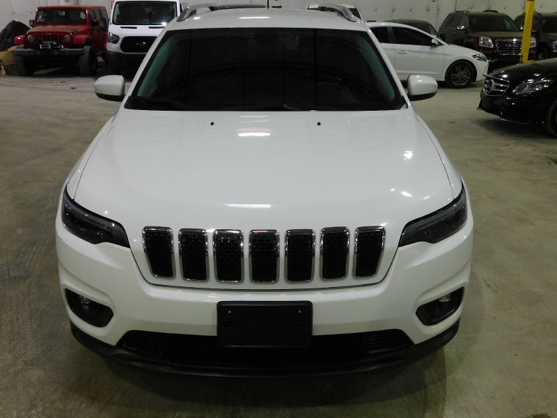 Jeep Cherokee 2019 price $18,990