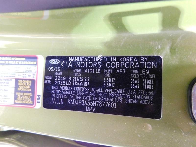 Kia Soul 2017 price $10,990