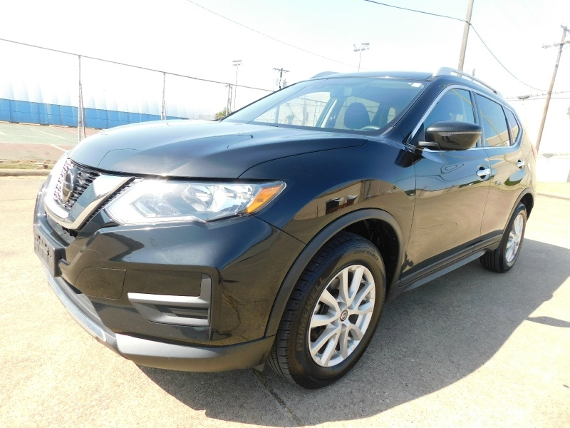 Nissan Rogue 2019 price $18,990