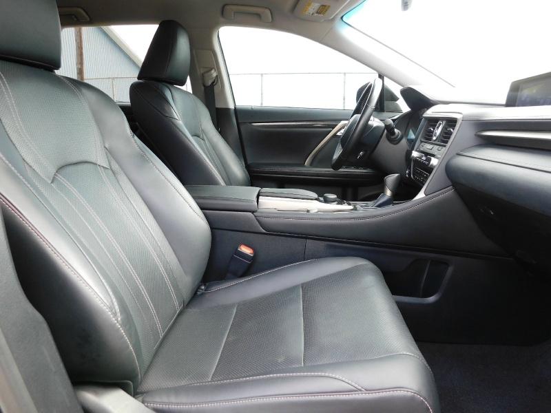 Lexus RX 2018 price $38,990