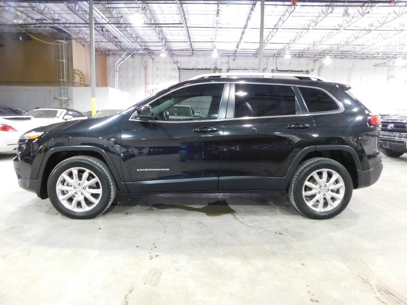 Jeep Cherokee 2016 price $13,990