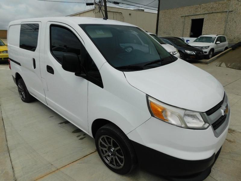 Chevrolet City Express Cargo Van 2015 price $10,990
