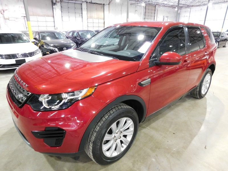 Land Rover Discovery Sport 2016 price $18,990