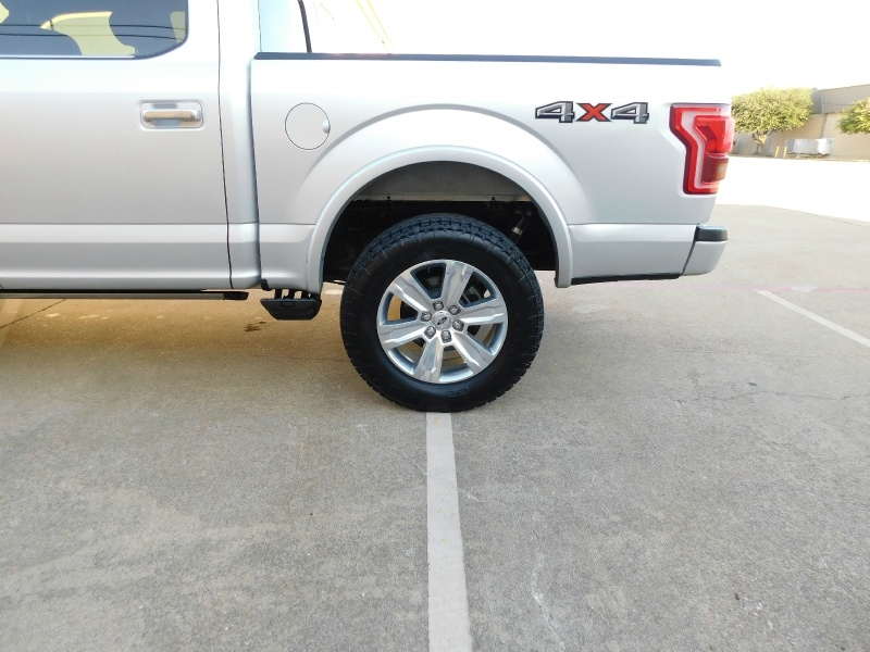 Ford F-150 2016 price $37,990