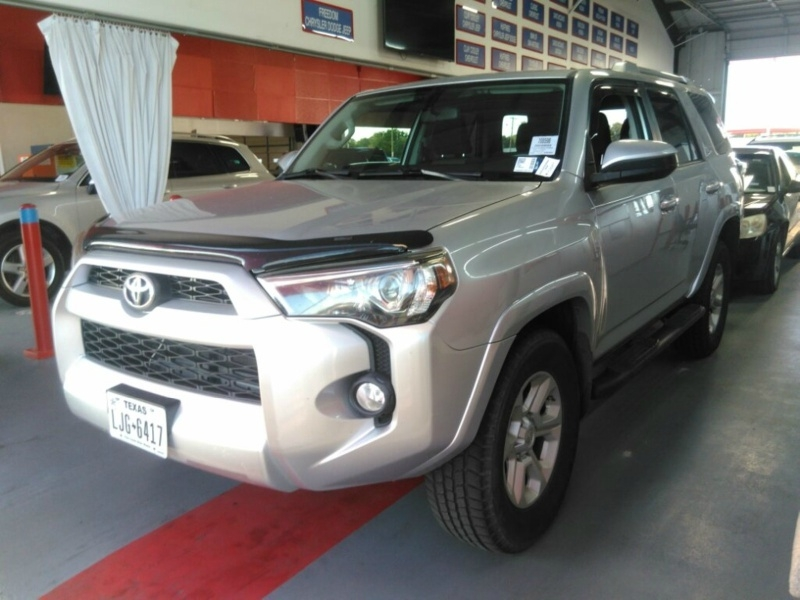 Toyota 4Runner 2016 price $24,990