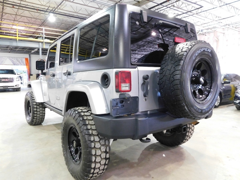 Jeep Wrangler Unlimited 2014 price $23,990