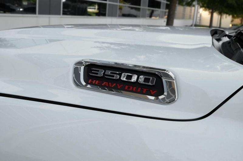 RAM 3500 2020 price $74,990
