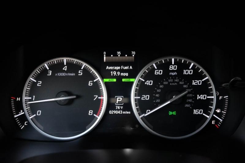 Acura ILX 2018 price $22,990