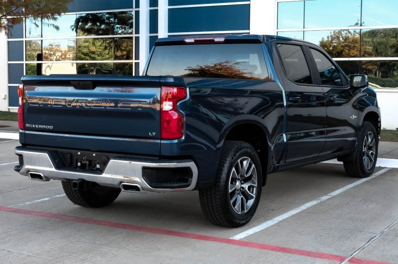 Chevrolet Silverado 1500 2020 price $43,990