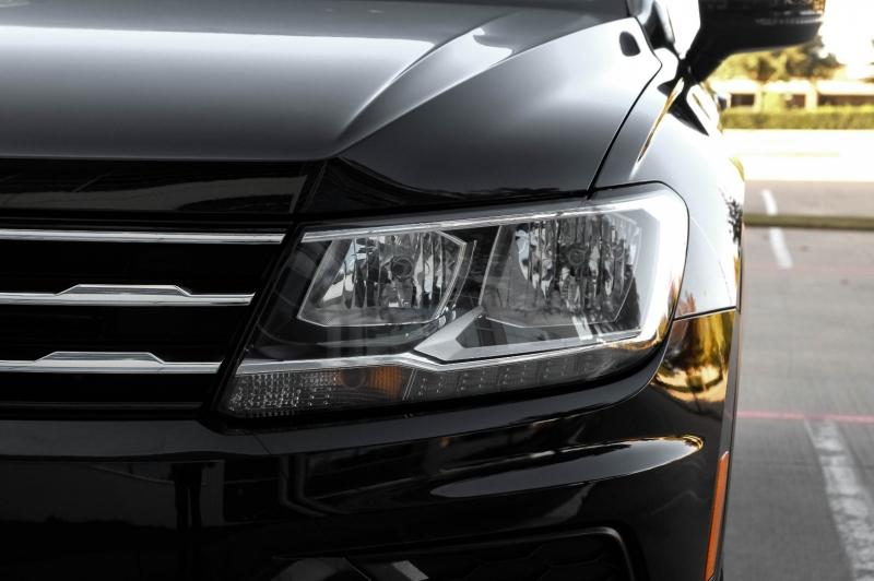 Volkswagen Tiguan 2019 price $16,990