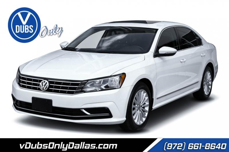 Volkswagen Passat 2017 price $14,990