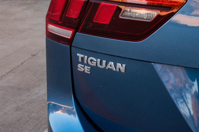 Volkswagen Tiguan 2018 price $16,990
