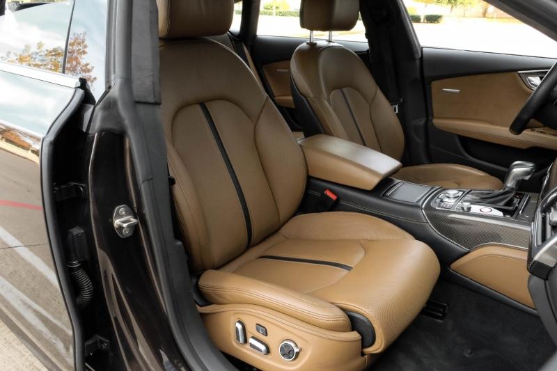 Audi S7 2017 price $55,990