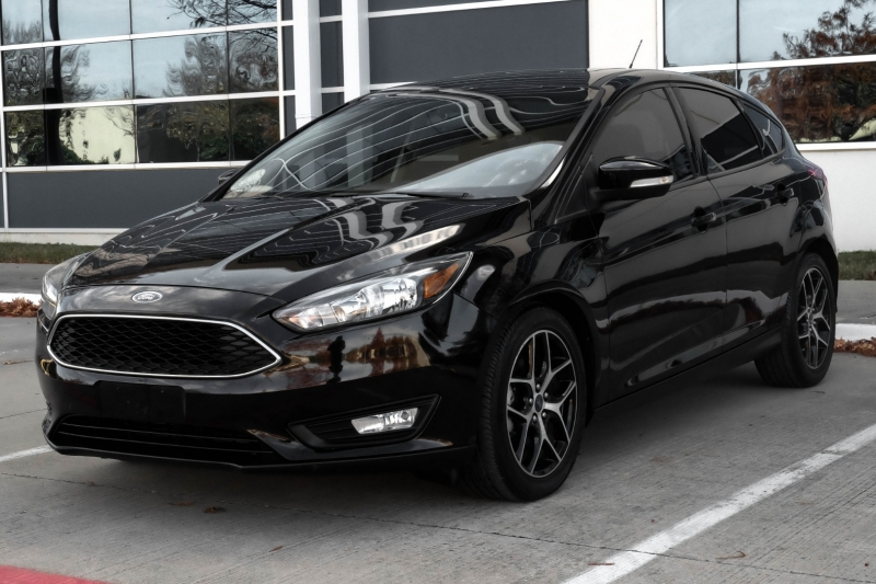 Ford Focus 2017 price $12,490