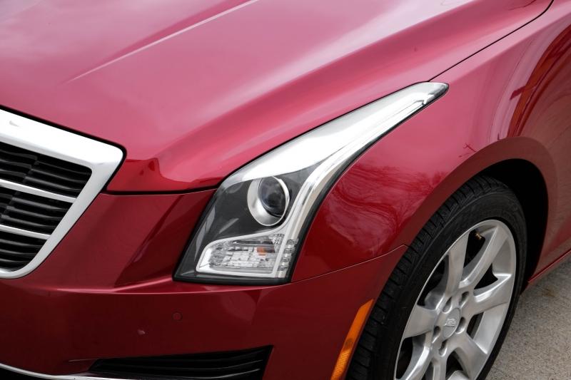 Cadillac ATS Sedan 2015 price $17,690
