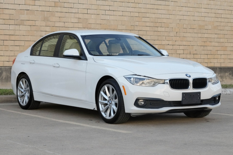 BMW 3-Series 2018 price $18,990