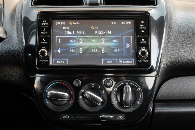 Mitsubishi Mirage 2019 price $8,990