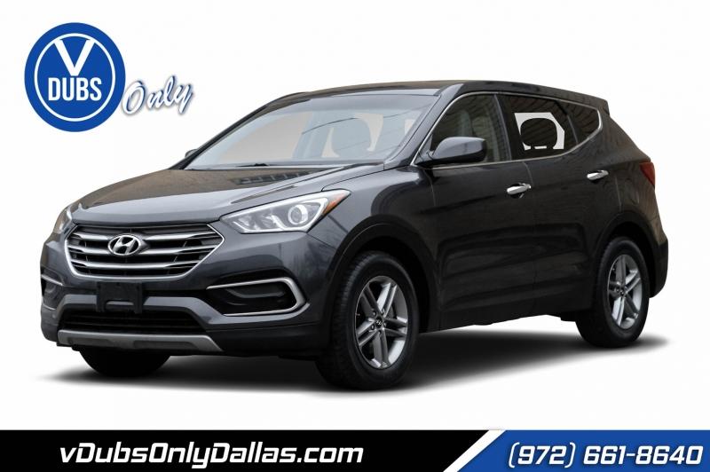 Hyundai Santa Fe Sport 2017 price $14,990
