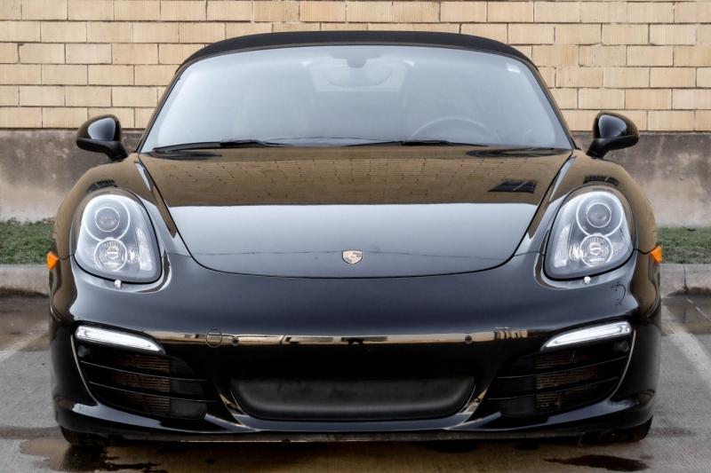 Porsche Boxster 2013 price $32,990