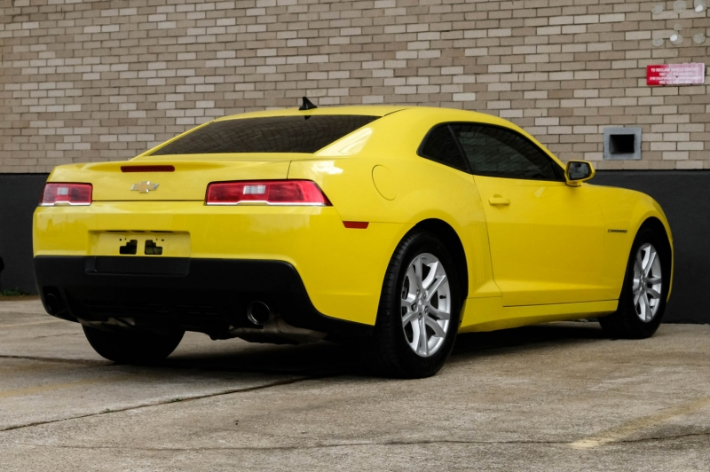 Chevrolet Camaro 2014 price $14,990