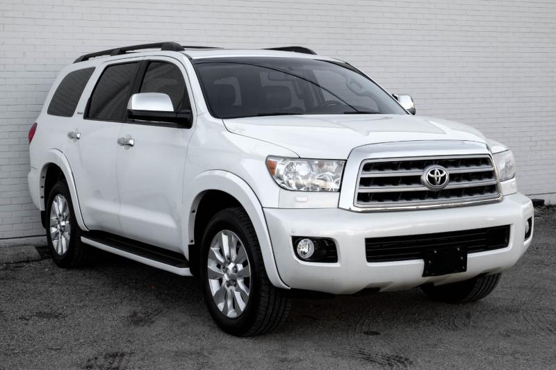 Toyota Sequoia 2012 price $19,990