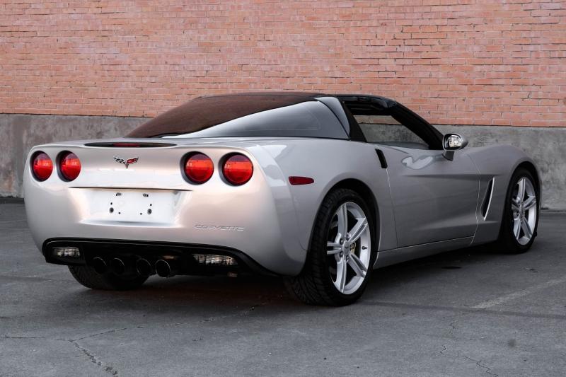 Chevrolet Corvette 2008 price $28,990