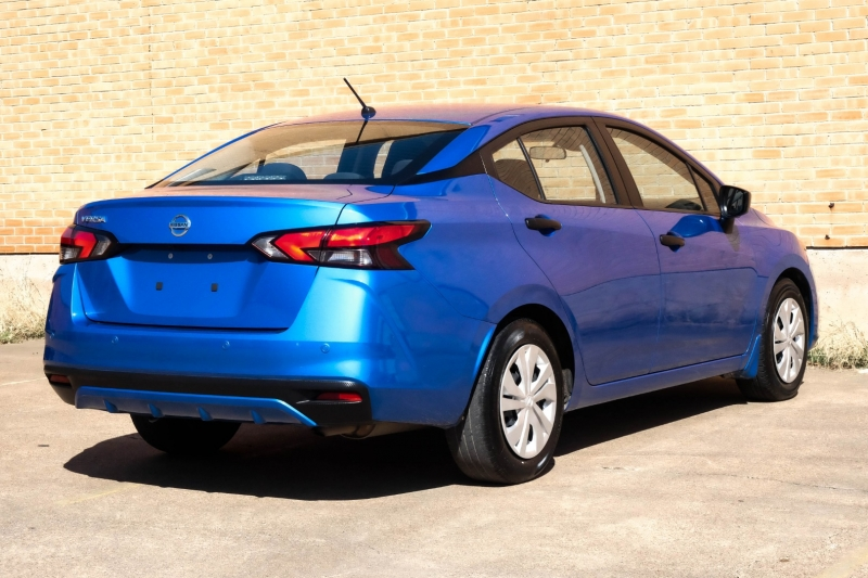 Nissan Versa 2020 price $13,990
