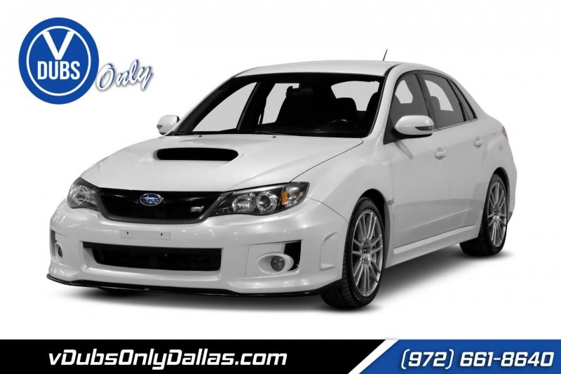 Subaru Impreza Sedan WRX 2011 price $19,990