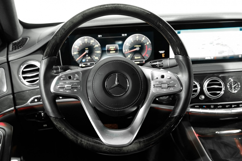 Mercedes-Benz S-Class 2019 price $89,900