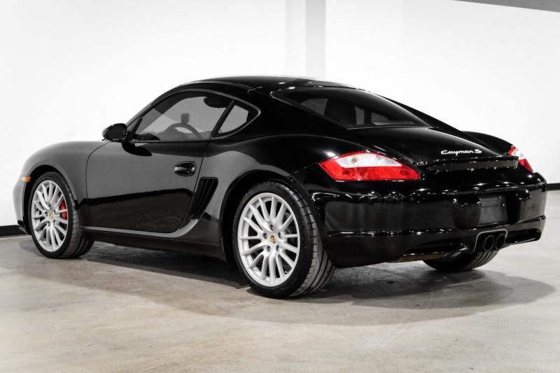 Porsche Cayman 2007 price $37,990