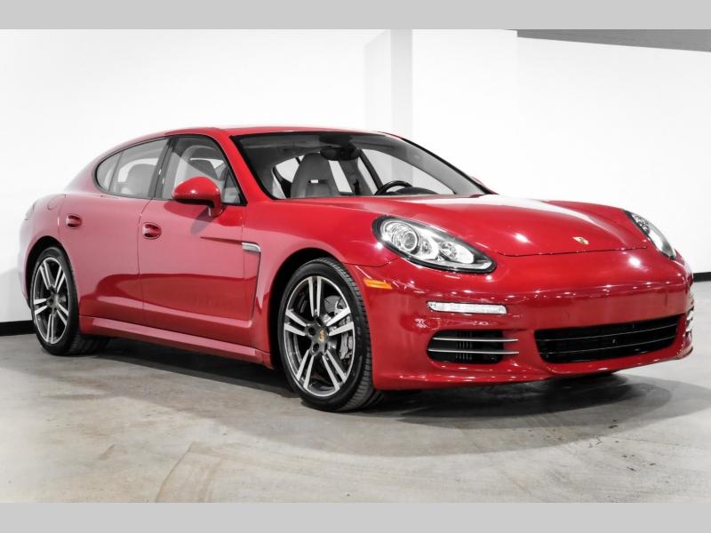 Porsche Panamera 2014 price $39,990