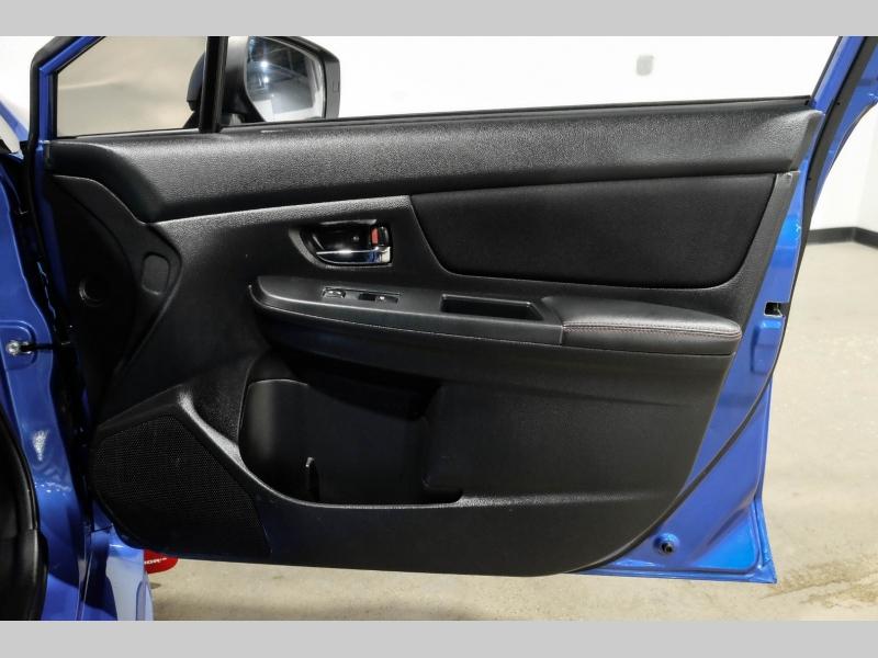 Subaru WRX 2015 price $19,990
