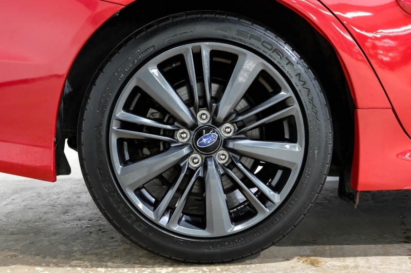 Subaru WRX 2018 price $22,990