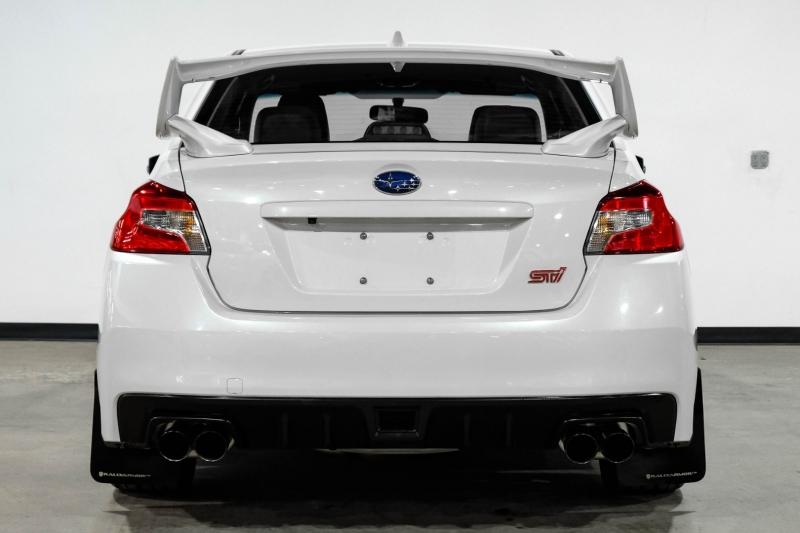 Subaru WRX 2018 price $37,990