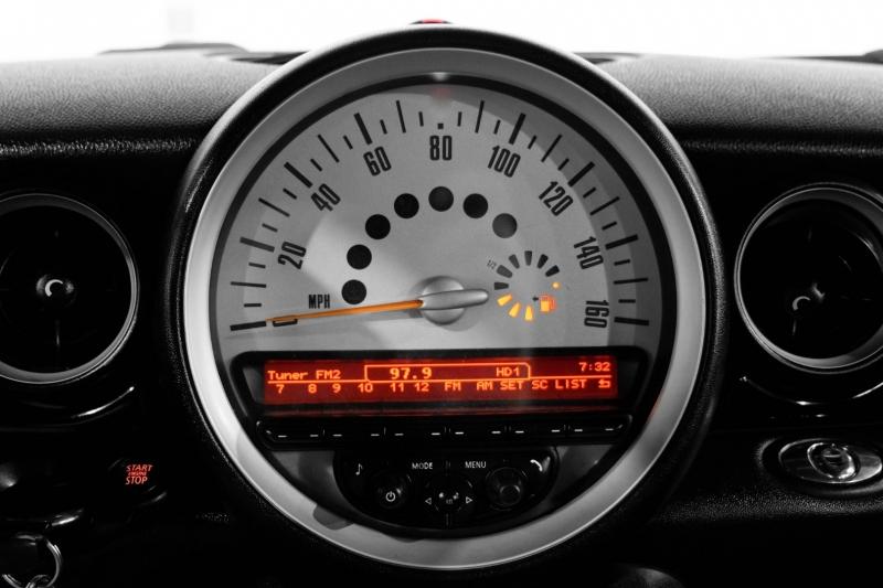 Mini Cooper Convertible 2012 price $12,990