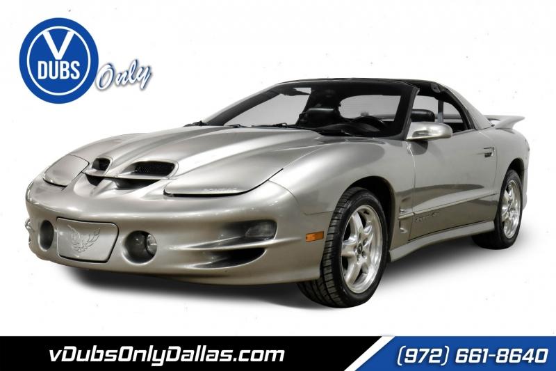 Pontiac Trans Am 2002 price $19,990