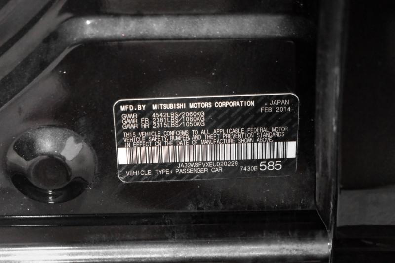 Mitsubishi Lancer Evolution 2014 price $32,990