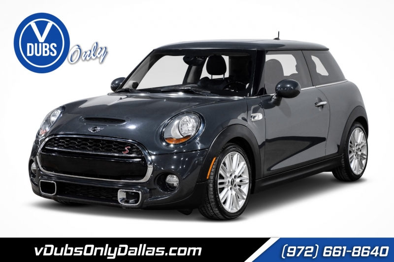 Mini Cooper Hardtop 2015 price $14,890