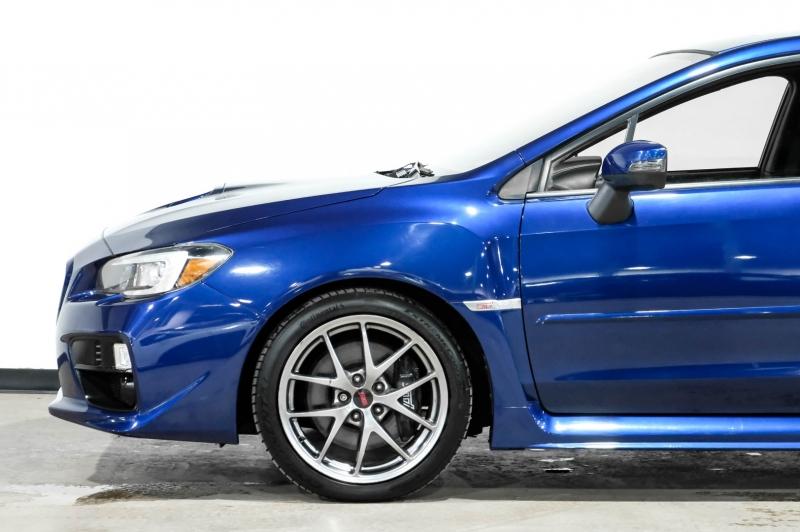 Subaru WRX STI 2015 price $30,990