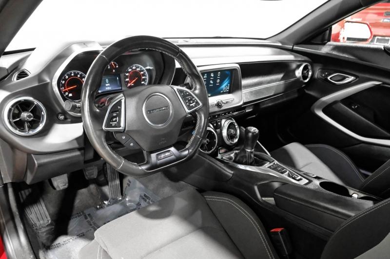 Chevrolet Camaro 2017 price $25,990