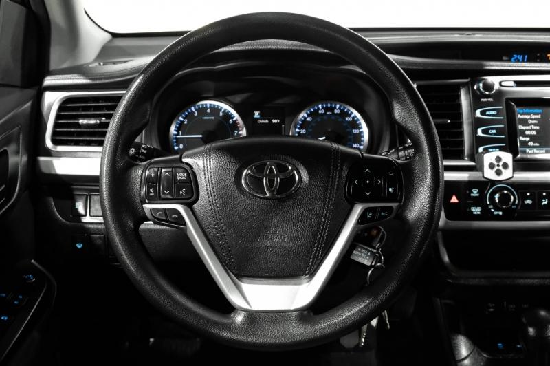 Toyota Highlander 2018 price $29,990