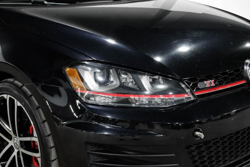 Volkswagen Golf GTI 2017 price $20,490