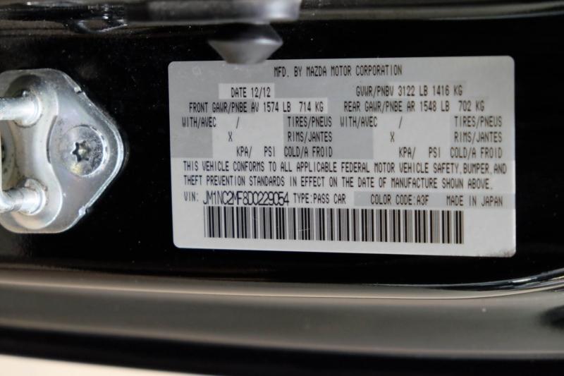 Mazda MX-5 Miata 2013 price $19,990